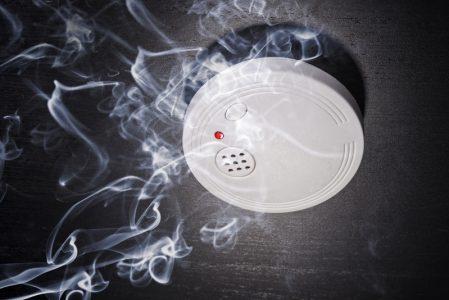 מערכות גילוי אש ועשן