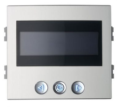 מודול LCD לאינטרקום